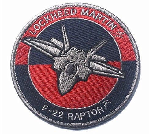 usaf-f-22-raptor-lockheed-martin-parche-velcro-patch