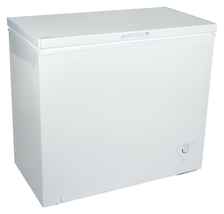 Koolatron KTCF195 7.0 cu. ft. Chest Freezer, White