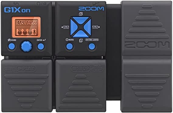 Zoom G1XON - G1x on pedal multiefectos: Amazon.es: Instrumentos ...