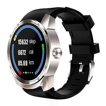 Oasics - Pulsera de Fitness para Hombre y Mujer, IP68, Smartwatch ...