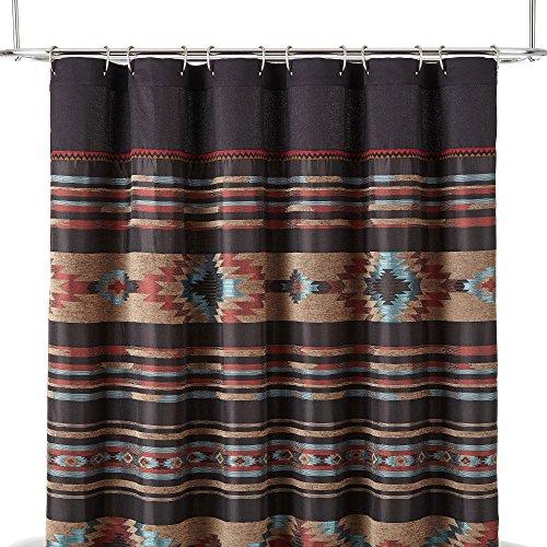 Santa Fe Shower Curtain (Decor Furniture Fe Santa)