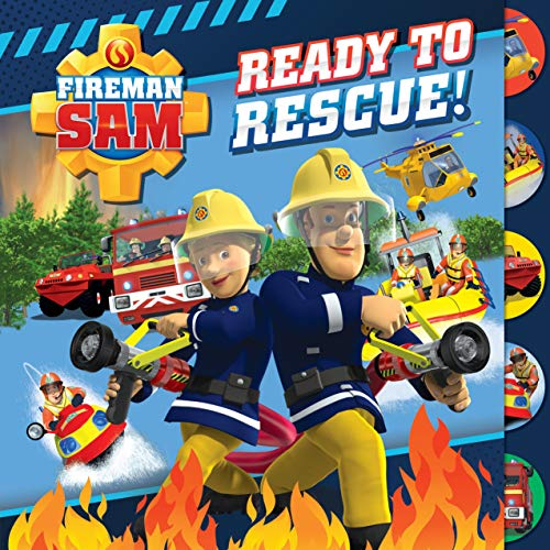 (Fireman Sam: Ready to Rescue (Tabbed Board))