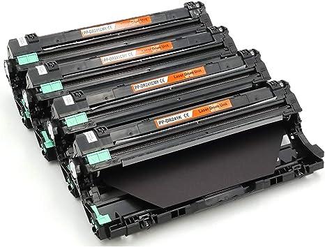 Office Ink Toner reemplazo para Brother DR241 DR245 unidad de ...