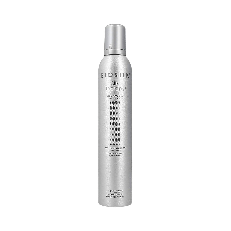 Farouk Systems Biosilk Silk Therapy Mousse/Crème Volumisante Fixation Medium 360 g 52875