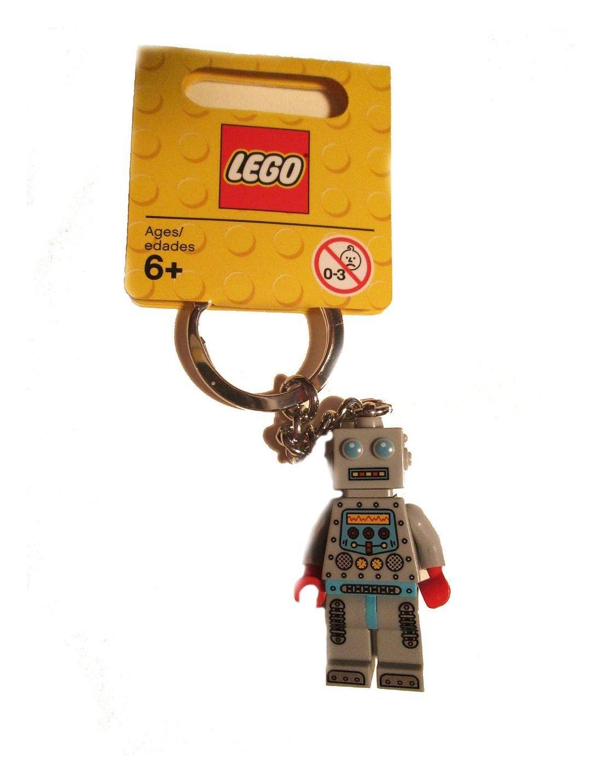 LEGO Minifiguras Coleccionables: Reloj Del Robot Llavero (Collectible Minifiguras)