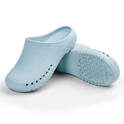 ANNO 4 Colors Soft Hospital Shoes Unisex EVA Medical Clog Resistant Slip