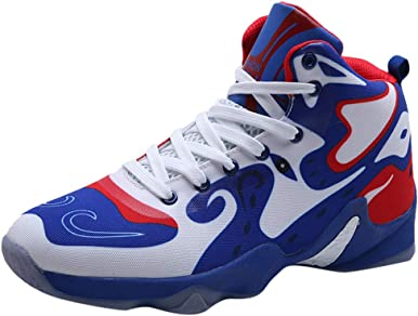 Zapatillas Para Hombres Estilo Chino Antideslizante Desgastar Correr Zapatillas De Entrenamiento Zapatos De Basquetbol