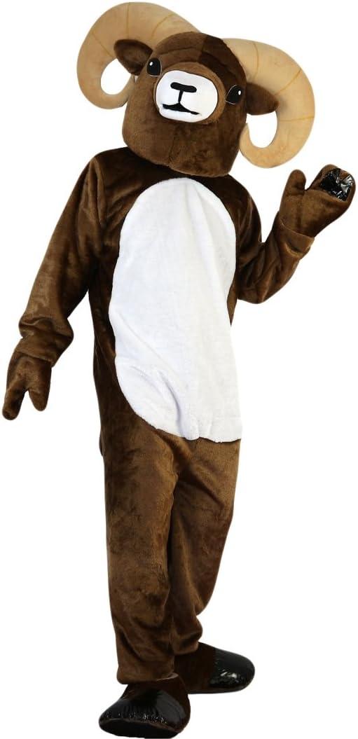 Langteng Disfraz de Cabra de Cabra Marrón DE 15 – 20 Días de ...