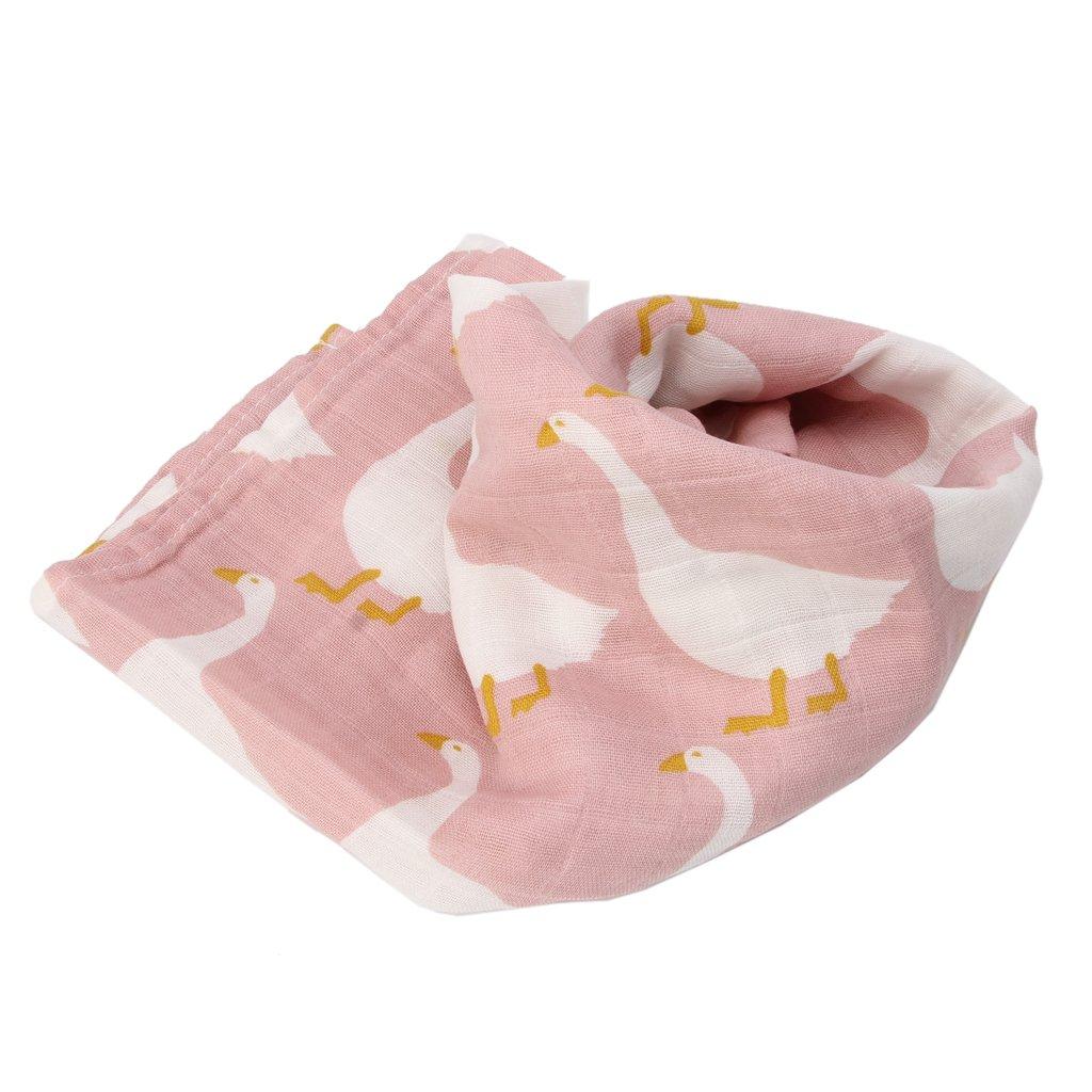 Junlinto, 60x60cm Asciugamano per Neonato Sciarpa per Bambina Fazzoletto per Il Viso in Bagno