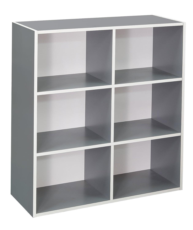 Absolute Deal 3-Tier Bookcase Display Shelves Storage Unit 80 x 30 x 90 cm Wood Black