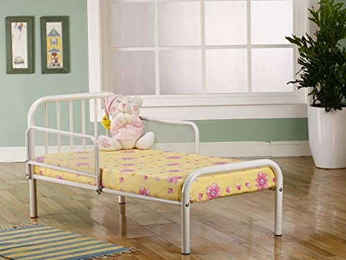 Kings Brand Furniture Metal Toddler Bed Frame