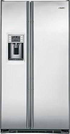 Einbau Kühlschrank Side By Side io mabe ore 24 cgf ss amerikanischer kühlschrank kühlschrank