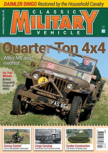 Изображение товара Classic Military Vehicle