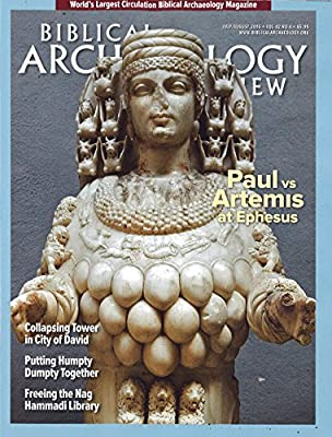 Biblical Archaeology Review by Biblical Archaeology Society