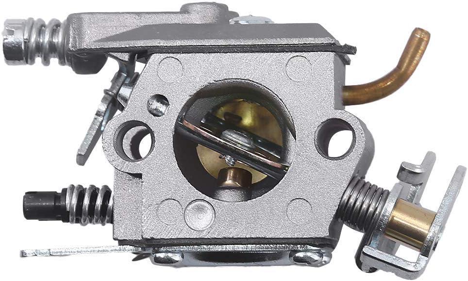 Hippotech sostituisce 530071987 530019172 530035482 Carburatore per Motosega Husqvarna 36 41 136 137 137e 141 142 142e Walbro WT-834 WT-657 WT-529 WT-289 WT-285 WT-239 WT-202 Zama C1Q-W29E