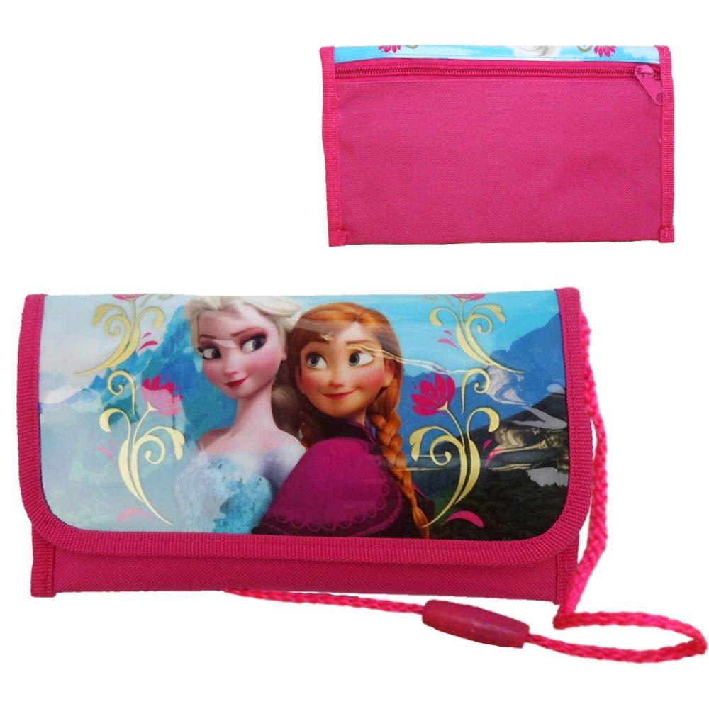 Disney Eisk/önigin Frozen Kinder Handtasche Clutch Etui Geldb/örse