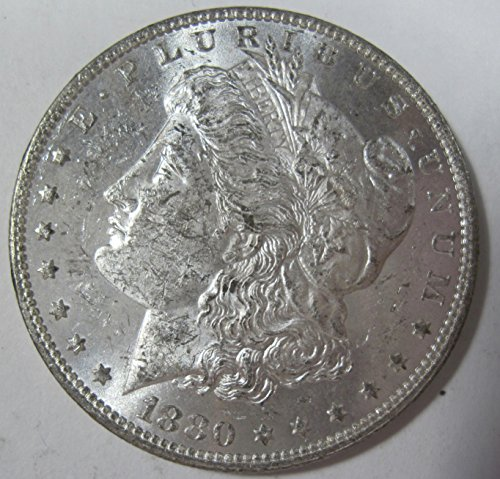 1880 O silver Morgan Dollar MS63