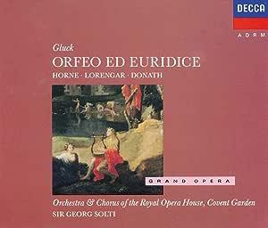 Gluck: Orfeo & Euridice Complete