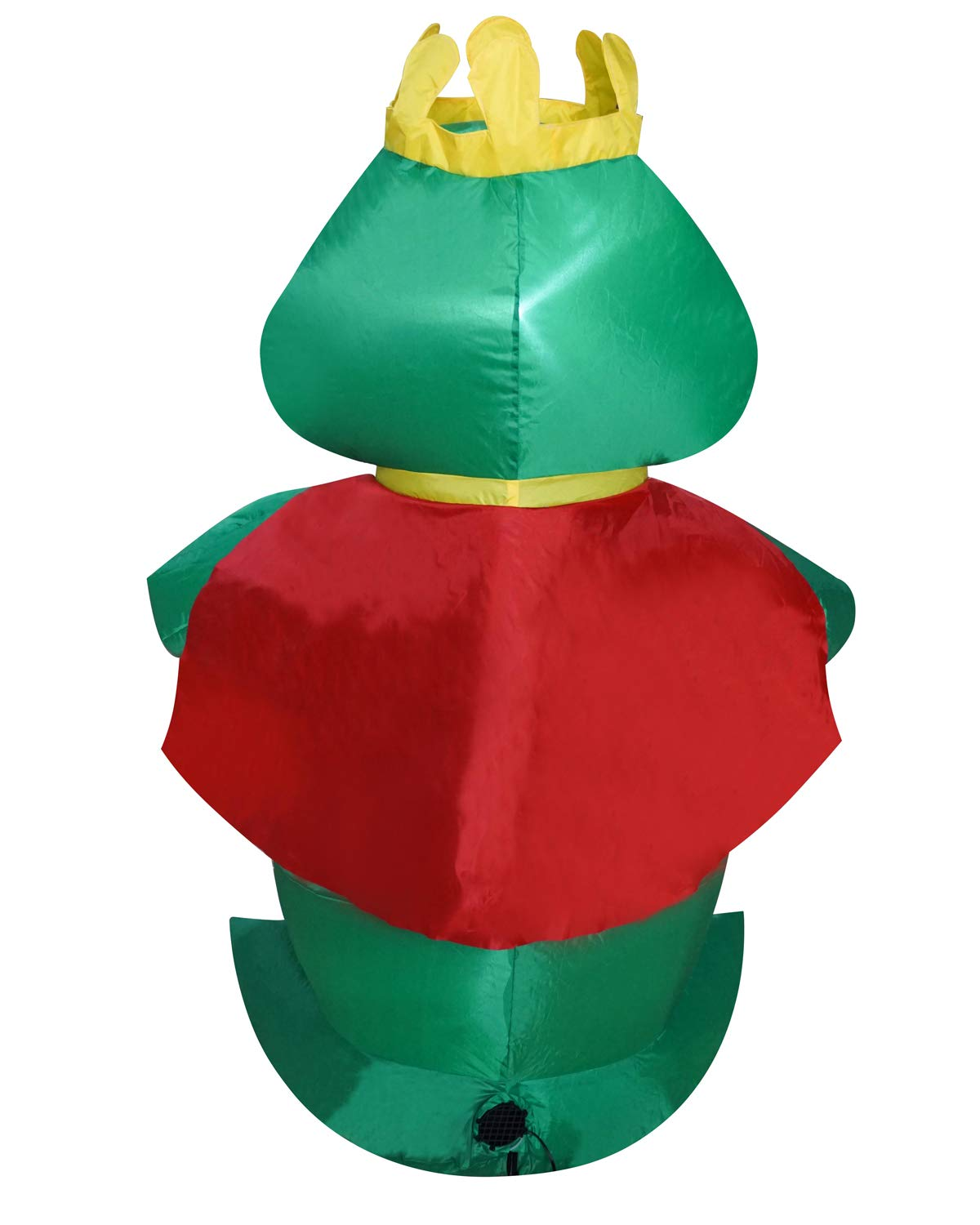 1330b1f76d4f8 SEASONBLOW 4 Ft Inflatable Birthday The Frog Prince Be My Valentine with  Sweet Heart Romantic Decorations for Wedding Anniversary Party