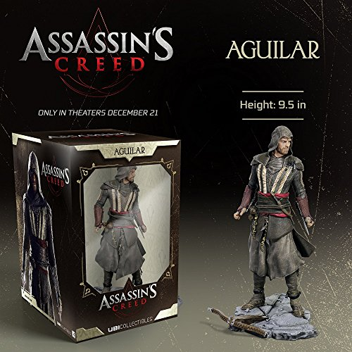 Ubisoft Assassin's Creed Movie Aguilar Figurine Statue ()