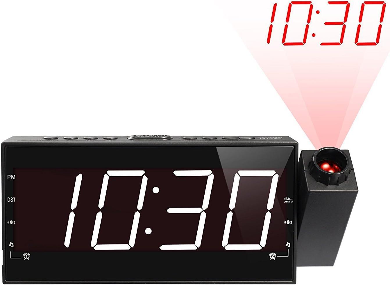 MUTANG Reloj Digital 7