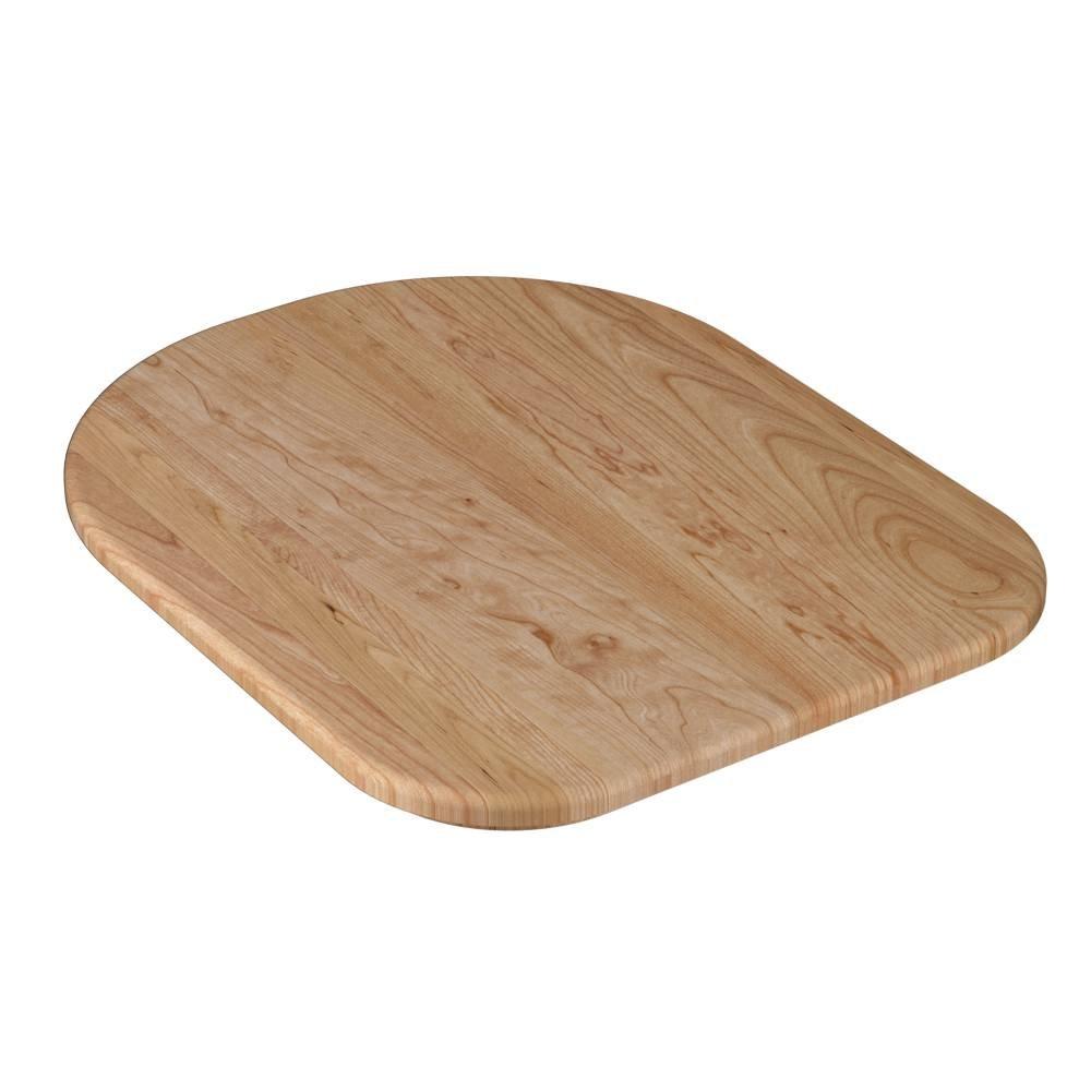 Moen GA944 Natural Wood Cutting Board, Natural Wood