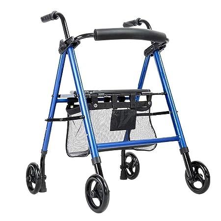 LCFF Andador Andador de Compras Walker recorrer de los ...
