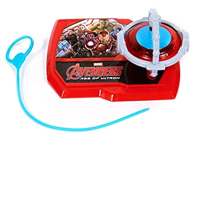 Avengers 2 - Age of Ultron, Cake Decorating Kit with Spinning Light Up Toy, DecoPac: Toys & Games