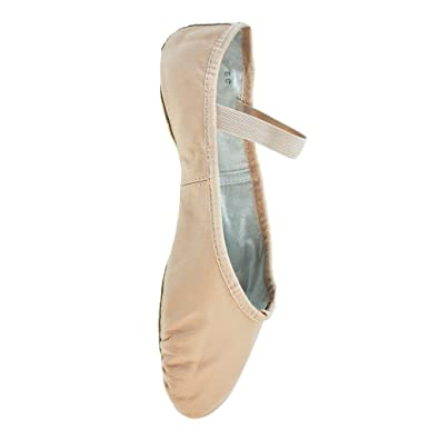 ef3b2ef7838 Bloch 258G Pink Arise Split Sole Leather Ballet 1 L B Fit