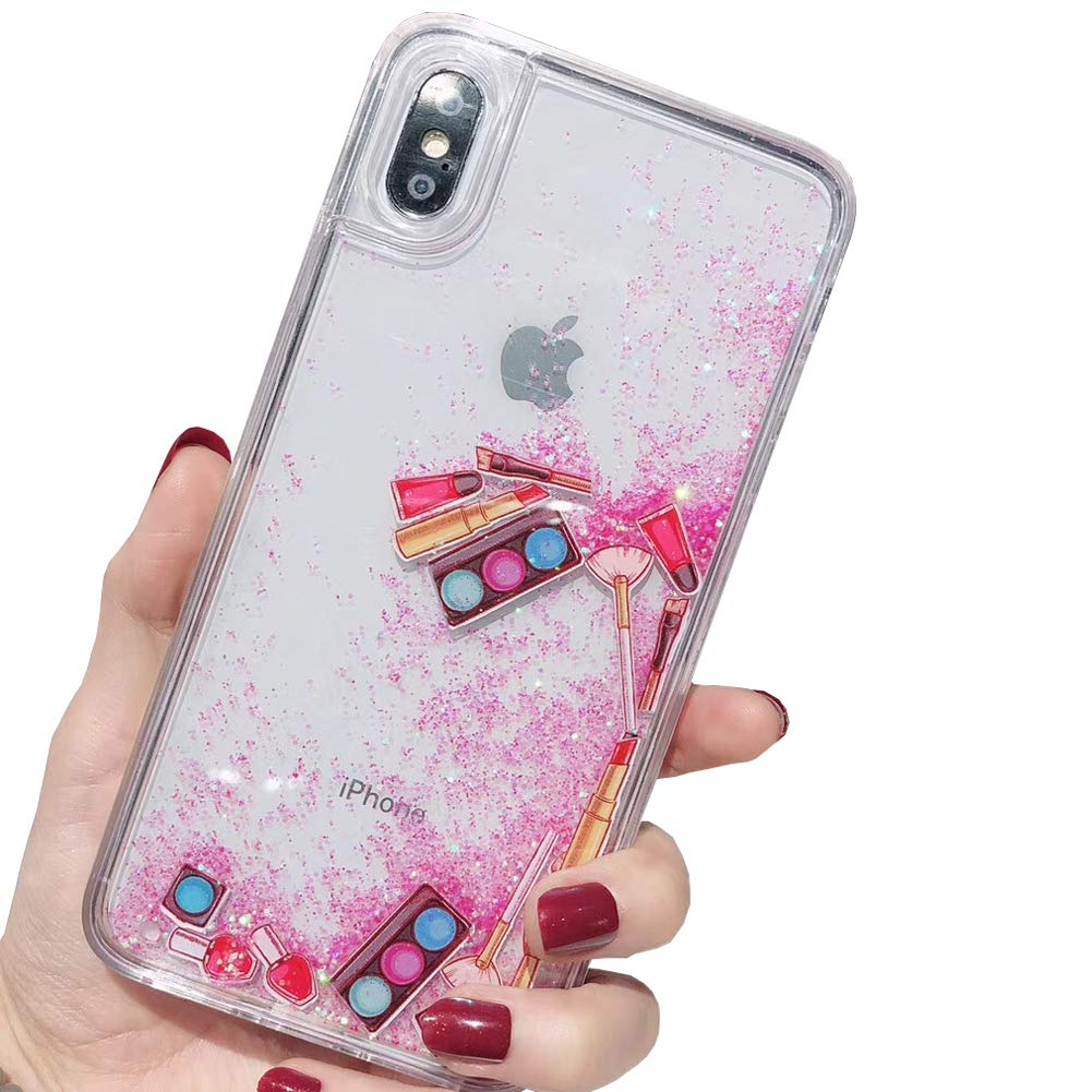 cd2e54a0a005 Amazon.com: SGVAHY Leather Wallet Case for iPhone X, Edge Zipper ...