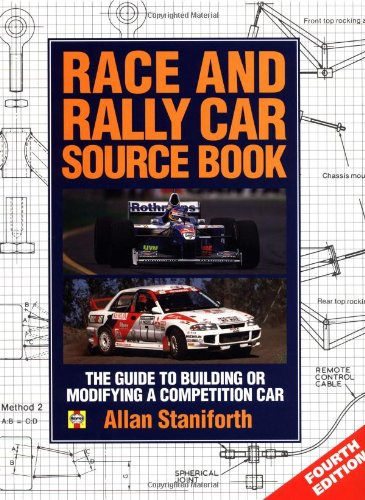 Download Race and Rally Car Sourcebook: The Guide to Building and Modifying a Competition Car PDF