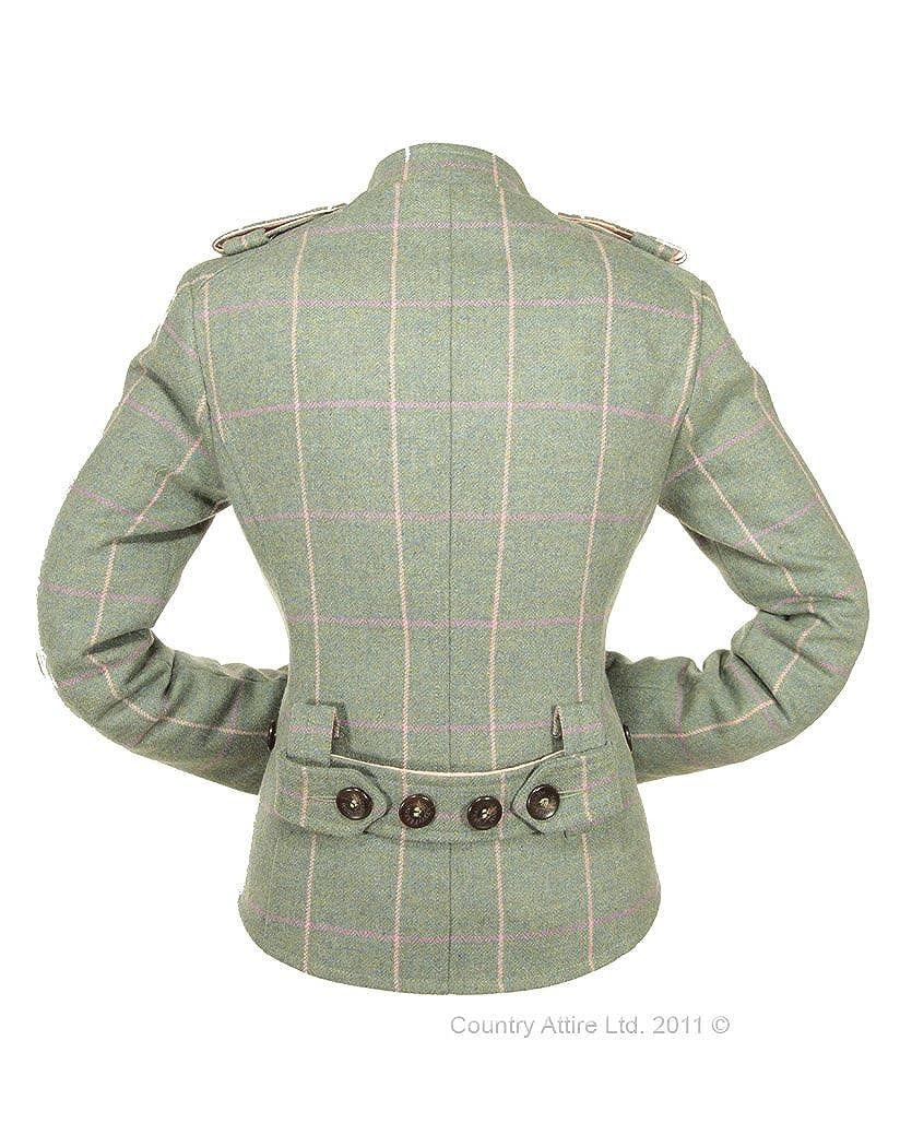 37470690f11 LiBErtyFREEdom Mutineer Jacket - Fairfield Tweed - 10  Amazon.co.uk   Clothing