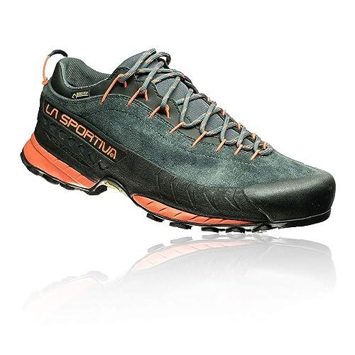 La Sportiva Tx4 GTX Carbon/Flame, Zapatillas de Senderismo para Hombre: Amazon.es: Zapatos y complementos