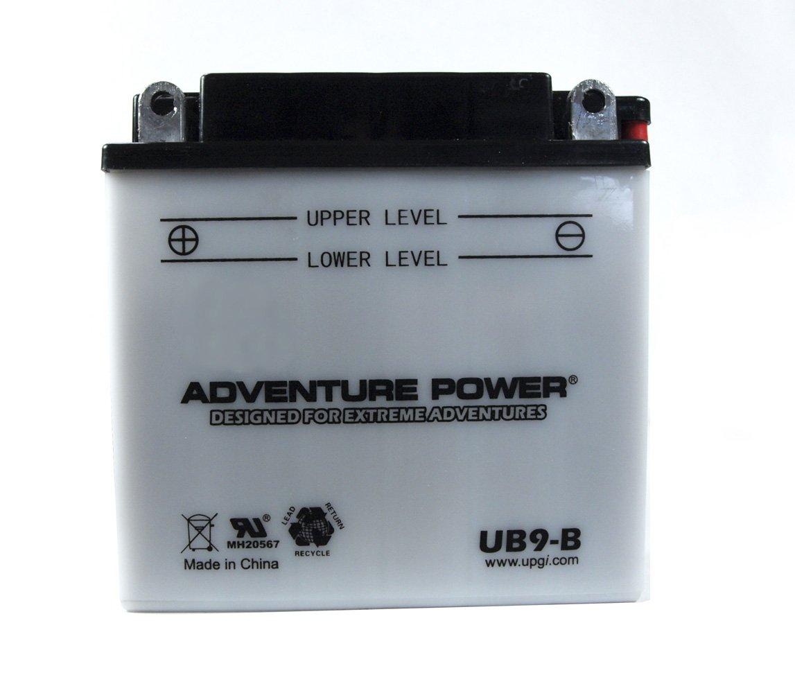 UBC42511 - Upg UB9-B CONVNTNAL SPRT Batt by Universal Power Group