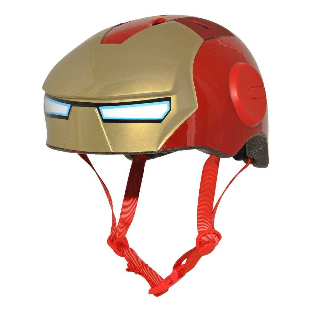 Bell Marvel Iron Man Hero Helmet, Red