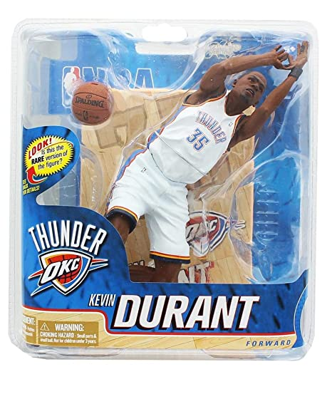 b6c3027d5848 Image Unavailable. Image not available for. Color  McFarlane Toys NBA  Sports Picks Series 20 Action Figure Kevin Durant ...