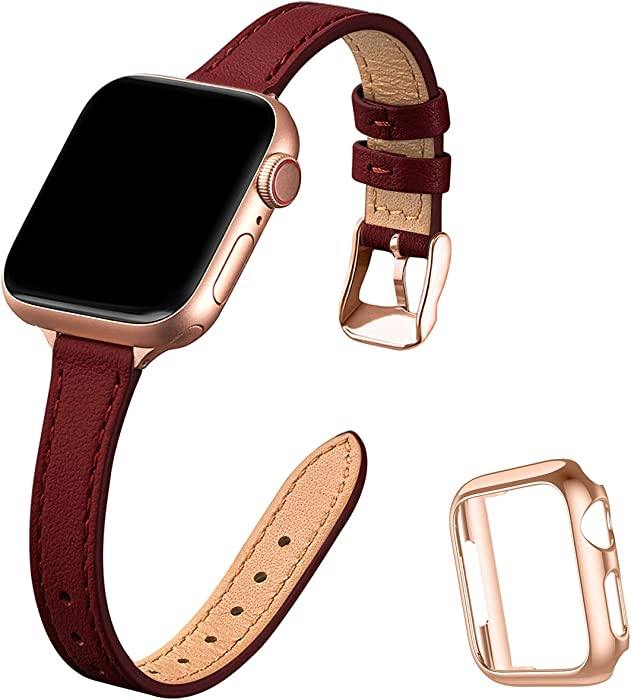 Top 10 Apple Watch Band 40Mm Leather Women Series 4