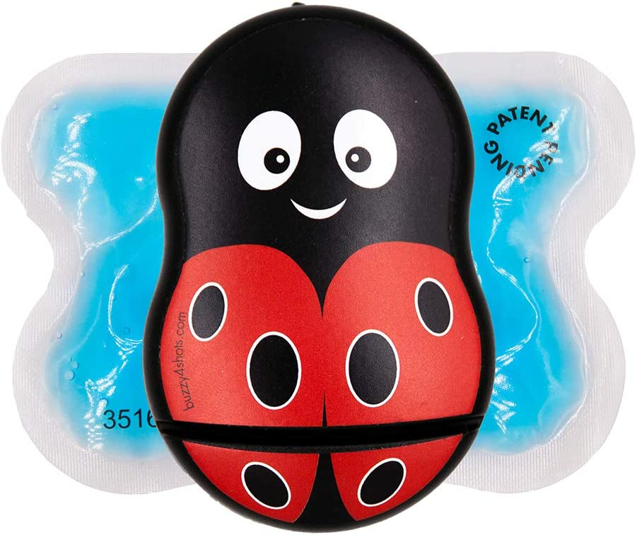 Buzzy XL Personal Vibrating Ice Pack Pro Translated – Cold Pad Non Milwaukee Mall Invasive