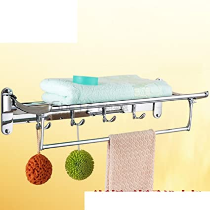 desorbitarte de toallas/Estante de toalla del acero inoxidable/ actividad/Estantes de baño