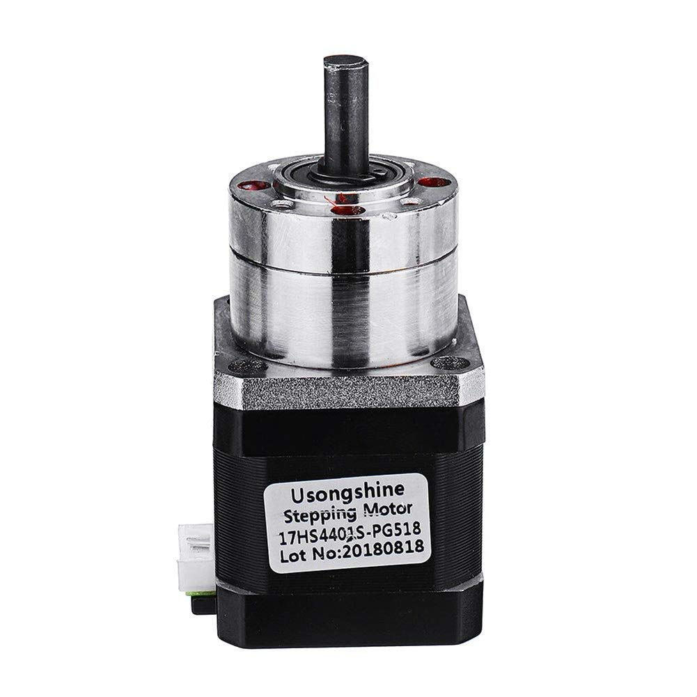 Power Management Extruder Gear Ratio 5.18:1 Motor Paso a Paso ...