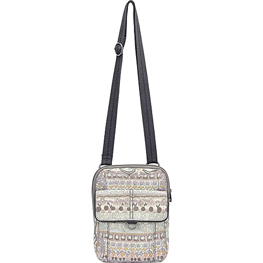 a6329c6a3bbe Sakroots Wynnie Small Flap Messenger