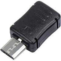 WiMas 40PCS 5-Pin Micro USB Conectores Tipo B