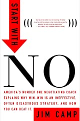 Start with No: The Negotiating Tools That the Pros Don't Want You to Know Hardcover