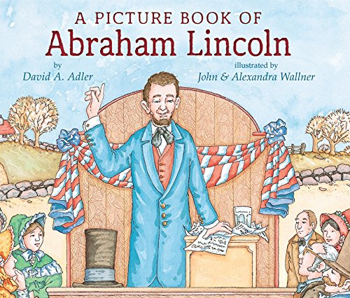 A Picture Book of Abraham Lincoln (Picture Book Biography) ()