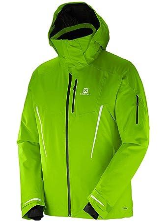 Salomon Speed Jkt M Jacke für Herren, Farbe Grün, Größe