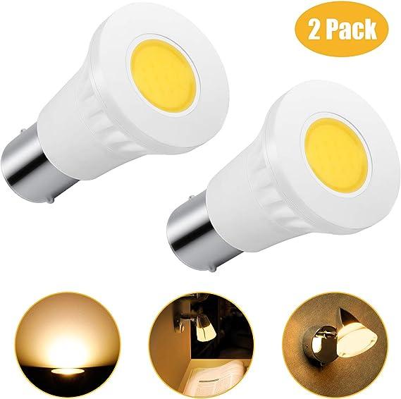 LED 1383 1139 1156 1141 RV 12V Camper Fish House RV Reading LED Light Bulb LED