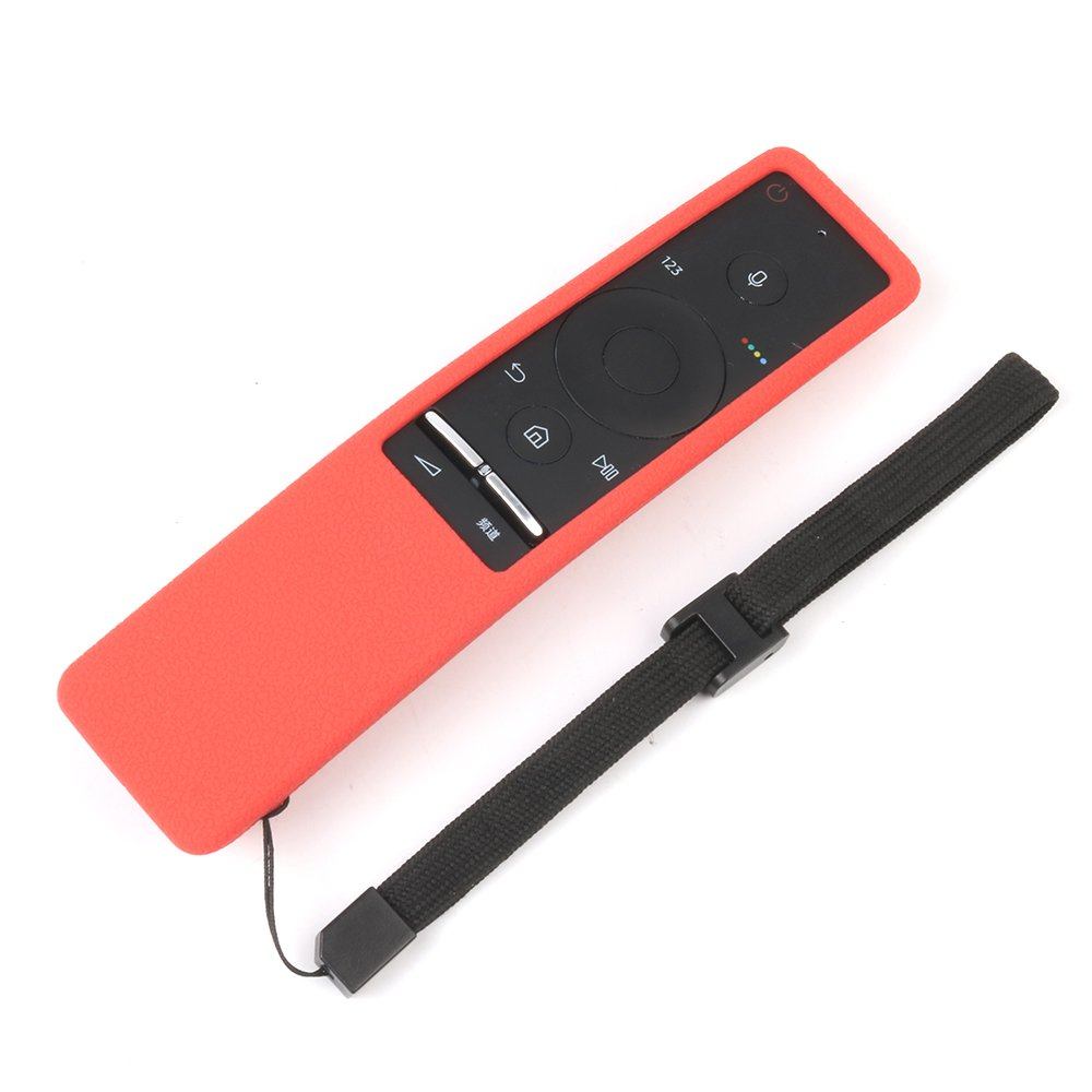 Funda para Smasung Smart TV Mando a Distancia BN59-01242A SIKAI Anti-lost Carcasa Resistente a los Golpes Protectora Para Samsung BN59-01274A Brillar en El Oscuro