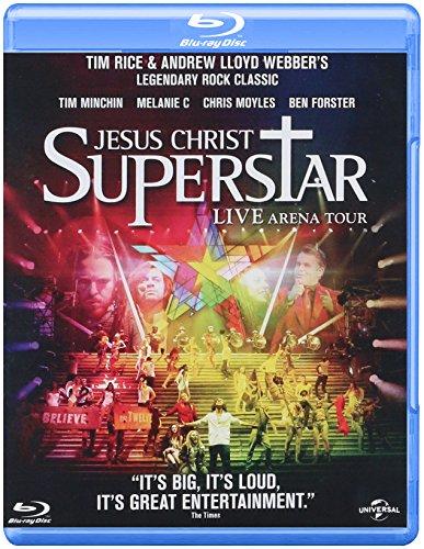 Jesucristo Superestrella en vivo Arena Tour