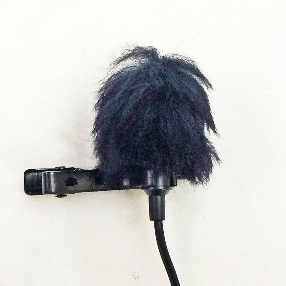 Mini Fur Microphone Windscreen (Small)