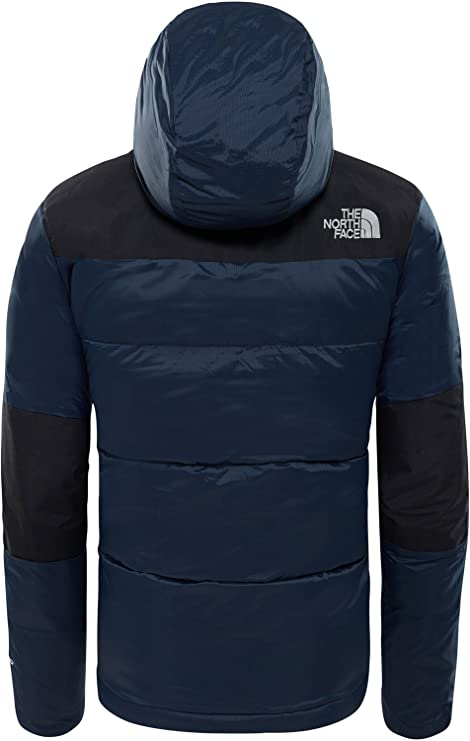 The North Face Himalayan Light HD Daunenjacke blau schwarz